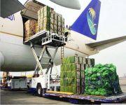 14% زيادة بحركة الشحن الجوي في مطارات المملكة الدولية