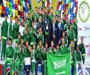 اتحاد الكاراتيه يسجل تفوقاً جديداً ب22 ميدالية دولية