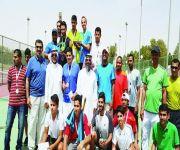 اتحاد التنس يتوّج الفائزين ببطولات المملكة