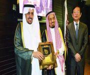 السفير الصيني بالمملكة يدعو رجال الأعمال السعوديين لزيادة مجالات التعاون وتكثيف الزيارات