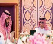 ولي العهد يرأس مجلس الشؤون السياسية والأمنية