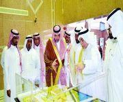 د. السديري يتفقد مشروعات وزارة الشؤون الإسلامية في المدينة