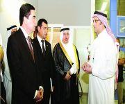 رئيس جمهورية تركمانستان يطلع على منجزات مدينة العلوم والتقنية