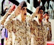 الفريق السلطان يخرج 221 من طلبة «معهد الدراسات البحرية»