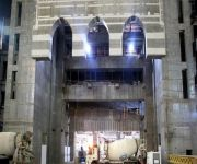 شؤون الحرمين: فتح باب الملك عبدالعزيز بالمسجد الحرام بداية شهر رمضان