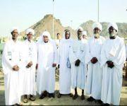 برنامج العمرة يجمع المثقفين والعلماء من مختلف دول العالم الإسلامي