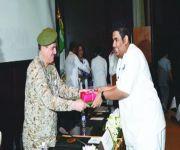 انطلاق مؤتمر التمريض بمدينة سلطان الطبية العسكرية