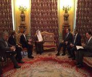 الجبير: مجلس التعاون يرحب بأي جهود قد تؤدي إلى تغيير سلوك إيران