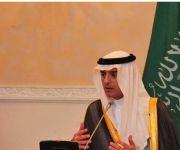 «الجبير»: إيران أرسلت خلايا وأسلحة للمملكة.. وتعزل نفسها