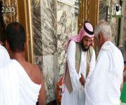 خطة إدارة الأبواب بالمسجد الحرام لخدمة المعتمرين والزوار خلال رمضان