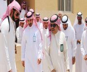 تدشين* العيادات الاستشارية في مركز الملك عبدالعزيز بمحافظة الرس