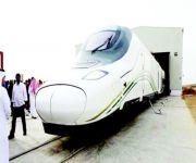 إنجاز 90 % من مشروع «قطار الحرمين»