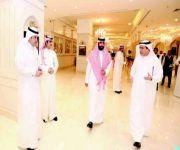 وزير النقل يدشن المكتب التنفيذي الجديد بمطار الملك عبدالعزيز الدولي بجدة