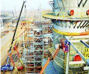 «أرامكو» تبدأ الخطوات العملية لتشييد أكبر مجمع للغازات الصناعية في العالم