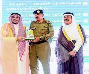 أمير القصيم يكرم الجهات الحكومية المشاركة في مهرجان بريدة للتسوق
