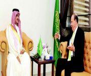 وزير الحج يدشن الموقع الإلكتروني الجديد لمؤسسة مطوفي الدول العربية