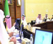 أمير القصيم يستعرض الحلول لأهم القضايا الحضرية لمرصد بريدة