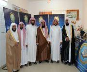 الشيخ العميرة يزور مركز هيئة القوارة صباح اليوم