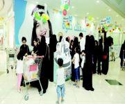 مهرجان بريدة للتسوق يسهم في رفع مبيعات المراكز التجارية