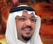 أمير القصيم يشكر الكاتب الصحفي العُمري على مقاله المميز