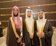 اسرة الريش تحتفل بزواج الشاب عبدالله على كريمة الحبيب