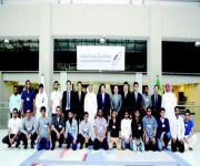 برنامج تدريبي في الصين للطلاب المتميزين من 19 جامعة سعودية