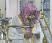 إمام المسجد النبوي يدعو ضيوف الرحمن لاغتنام لحظات الحج الثمينة
