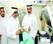 «العمل والتنمية الاجتماعية» تدشن مركز داء السكري المتنقل لخدمة الحجاج