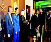 عبدالله بن فيصل يرعى احتفال سـفارة المملكـة بواشـنطن