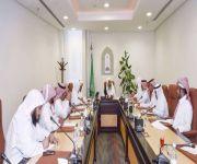 لقاء تعريفيا بالجهات المشاركة في السابع عشر من محرم القادم  اللجنة المنظمة لمعرض إعمار المساجد  تواصل عقد اجتماعاتها في الرياض
