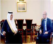 وزير المالية يناقش جدول أعمال مجموعة العشرين مع نائب رئيس الوزراء التركي