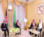ولي العهد استعرض مع عبدالله العلاقات الثنائية ومكافحة الإرهاب