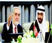 الرئيس الأفغاني يبحث مع رجال الأعمال تعزيز التبادل التجاري مع المملكة