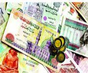الريال يتخطى أربعة جنيهات في البنوك المصرية