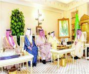أمير القصيم: على الغرفة التجارية دور في تنمية المنطقة وخدمة شبابها