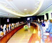 مجلس الغرف يستضيف لقاء الوزير الأول الجزائري لبحث تعزيز علاقات التعاون