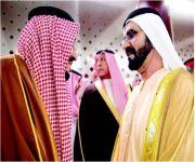 خادم الحرمين يصل إلى الإمارات في مستهل جولة خليجية