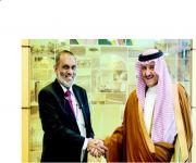 رئيس هيئة السياحة يلتقي سفير سريلانكا