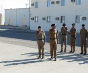 العميد المجماج يتفقد مركز تدريب الدفاع المدني بالمنطقة
