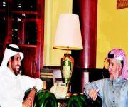 المستشار الثقافي بسفارة البحرين يزور المجموعة العربية للتعليم والتدريب