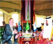 سفير المجر يبحث تطوير العلاقات العلمية والتدريبية مع المجموعة العربية للتعليم والتدريب