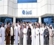 رئيس الشركة السعودية للكهرباء يزور مدينة الفنار الصناعية ويشيد بخططها في التوظيف والتدريب