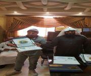 أيتام الرياض .. يزورون هيئة البدائع  ويطلعون على جهود الهيئة والمصلى المتنقل
