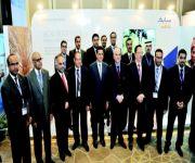 «سابك» تبرز خبراتها بمجال البحوث الزراعية والإرشاد الزراعي في المنتدى العربي للأسمدة