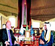 السفير الألماني يبحث مع «المجموعة العربية للتعليم» آفاق التعاون وتبادل الخبرات