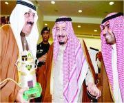خادم الحرمين يرعى المهرجان الفروسي على كأس الملك عبدالعزيز.. اليوم