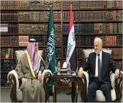 الجبير يؤكد في بغداد دعم المملكة لوحدة واستقرار العراق
