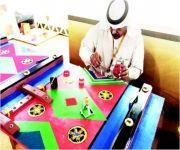 حضور للحرفيين السعوديين في مهرجان الموروث الشعبي بالكويت