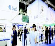 حمدان بن راشد يزور جناح شركة الفنار في معرض الشرق الأوسط للكهرباء
