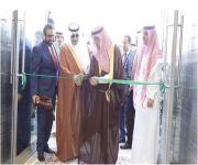 وزير الخارجية يفتتح مبنى السفارة السعودية في العاصمة الأردنية عمّان